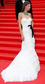 CANNES, 11 MAY 2011: Bianca Balti