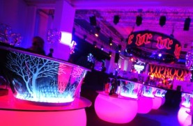 The (BELVEDERE) RED Party In Cannes Featuring Duran Duran