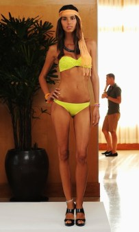Mercedes-Benz Fashion Week Swim 2012 Official Coverage - Runway Day 5