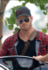 KELLAN-LUTZ-2-in-alex-woo-letter-jewelry-FashionDailyMag