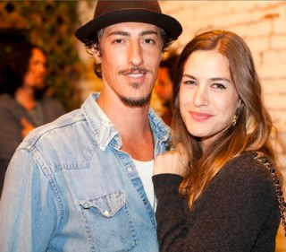 ERIC BALFOUR at therasurf fundraiser hosted by kanon organic vodka on FashionDailyMag