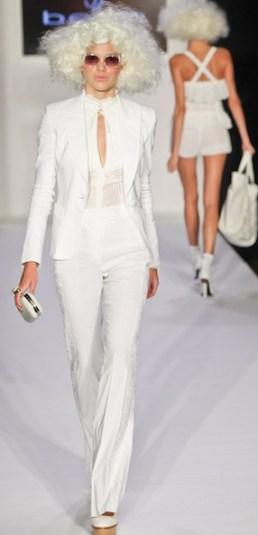 Fashiondailymag Sel 2 BeBe Spring 2012