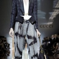 fdm SELECTS: GUCCI spring 2012 MILAN fashion week