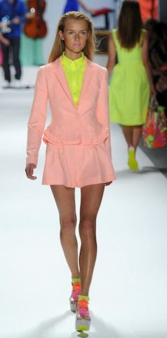 Mercedes-Benz Fashion Week Spring 2012 - Official Coverage - Best of Runway Day 7