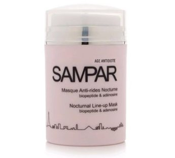 SAMPAR nocturnal line up mask FashionDailyMag beauty bits