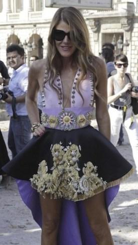 anna dello russo at HERMES 2012 FashiondailyMag sel 99 ph valerio mezzanotti nowfashion