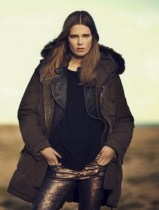 ALL SAINTS SPITAFIELDS BOOTS fuzzy sparkled cool LOOK FashionDailyMag