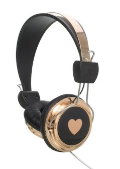 BING BANG x WESC bongo heart headphones fdmloves
