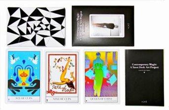 KLUP foundation contemporary magic tarot deck fashion daily mag