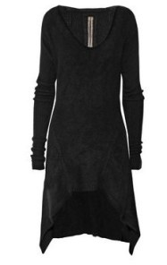 rick owens cashmere sweater FashionDailyMag loves