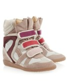 ISABEL-MARANT-willow-pink-sneaks-at-NetAPorter-on-Fashiondailymag-vday