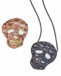 SKULL STYLE pendants by madstone jewelry FashionDailyMag