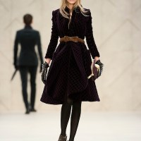 Burberry Prorsum Womenswear AW 2012