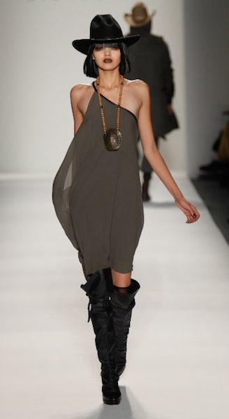NICHOLAS K fall 2012 womens NYFW Fashiondailymag selects 7 brigitte segura ph randy brooke