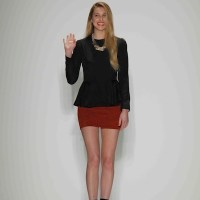 WHITNEY EVE by WHITNEY PORT fall 2012