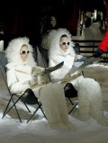 Moncler Gamme Rouge & MYKITA glasses FashionDailyMag sel 10 PFW