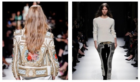 fdmloves PARIS FASHION WEEK fw 12 balmain