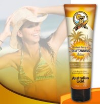 AUSTRALIAN GOLD self tanning lotion outdoor fest 2012 FashionDailyMag