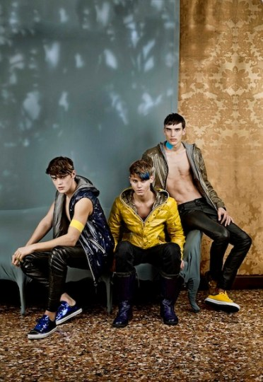 DUVETICA ADV campaign SS2012-4 men FashionDailyMag loves