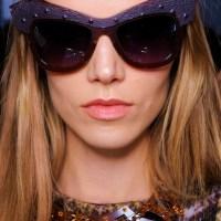 CAVALLI special edition WILD DIVA sunglasses fw 12-13