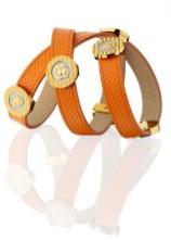 SEAH tangerine bracelet cuff FashionDailyMag loves