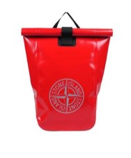 STONE ISLAND spring 2012 bag for men RED on FashionDailyMag
