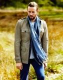 FIELD JACKET nappa leather bottega venetta raf simmons jeans MrPorter on FashionDailyMag