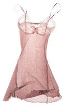 HANRO cami dress lingerie on FashionDailyMag