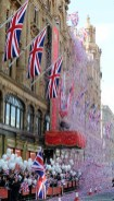 Harrods Announces Queen's Diamond Jubilee Spectacular