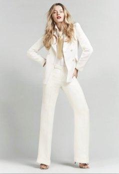 MAC ss12 whites on FashionDailyMag loves white