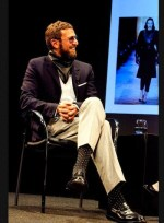 STEFANO PILATI fiaf fashion talks 2012 FashionDailyMag