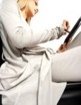 SkinLingerie white pima LOUNGE wear FashionDailyMag loves12