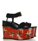 YSL suede starfish platform shoes FASHIONDAILYMAG loves