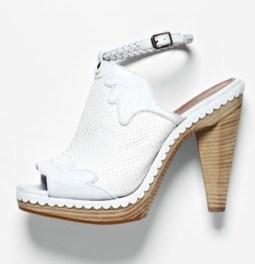 white cowboy platform wedge DEREK LAM on fashiondailymag whites 2012