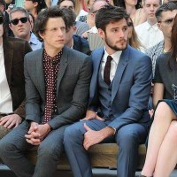 CELEBS and FRONT ROW:  BURBERRY PRORSUM SPRING 2013 | rain or shine