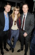 Christopher Bailey And Eddie Redmayne Celebrate Burberry As Part Of First London Collections: Men