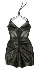 lily-poison-black-leather-dress-by-CARLA-DAWN-BEHRLE-in-MIB-III-back-view