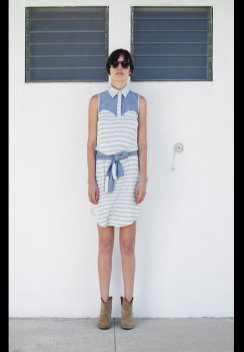 love zooey summer 2012 sweetheart dress on FashionDailyMag
