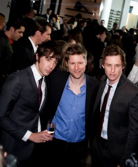 christophr bailey eddie redmayne