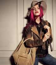 DIESEL MEISEL behind the scenes fall 2012 campaign FashionDailyMag 8