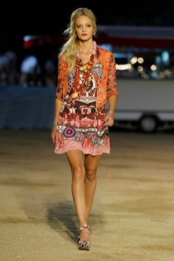 Desigual rtw spring_summer 2013 Barcelona fashiondailymag selects Look 2-2