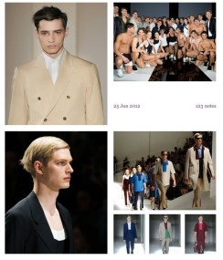 FASHIONDAILYMAG menswear spring 2013 highlights JIL SANDER and prada fdmloves