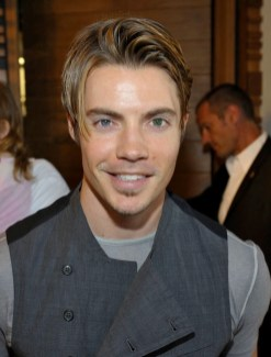 John Varvatos Event 2012 Josh Henderson FashionDailyMag Selects 2