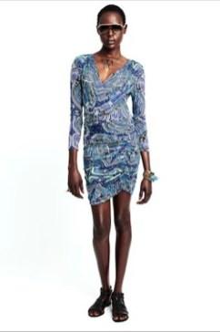 Mara Hoffman Resort 2013 FashionDailyMag Selects Look 9