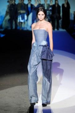 Marius runway Diesel Award 2012 on FashionDailyMag