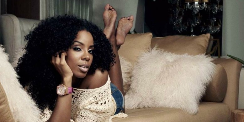 KELLY ROWLAND for TW STEEL on FashionDailyMag