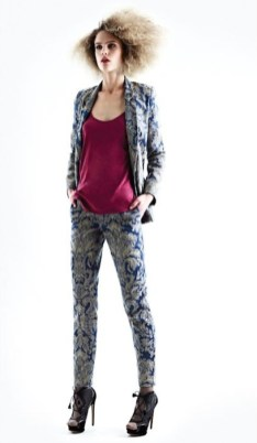 LOVE ZOOEY fall 2012 lookbook fashiondailymag sel 10