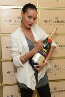 The Moet & Chandon Suite at the 2012 US Open - Day 1
