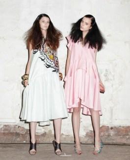 CYNTHIA ROWLEY spring 2013 FashionDailyMag sel 2 girls copy