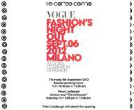 PETER LINDBERGH 10 corso como VFNO milano on FashionDailyMag